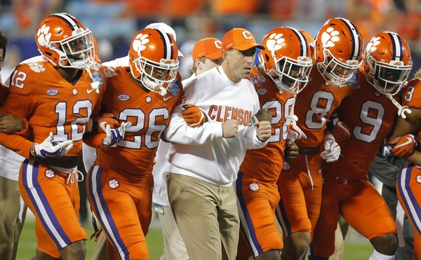 Clemson football: a story of underdogs
