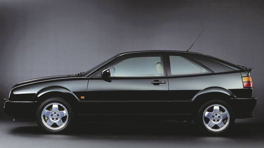 Happy 30th to Volkswagen's first true sports car: the Corrado